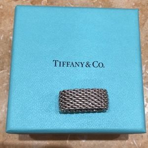 Tiffany & Co Silver Ring